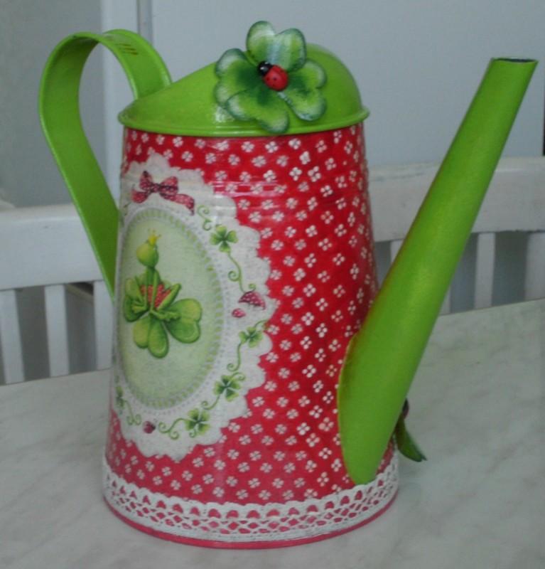 Лейка Царевне лягушка