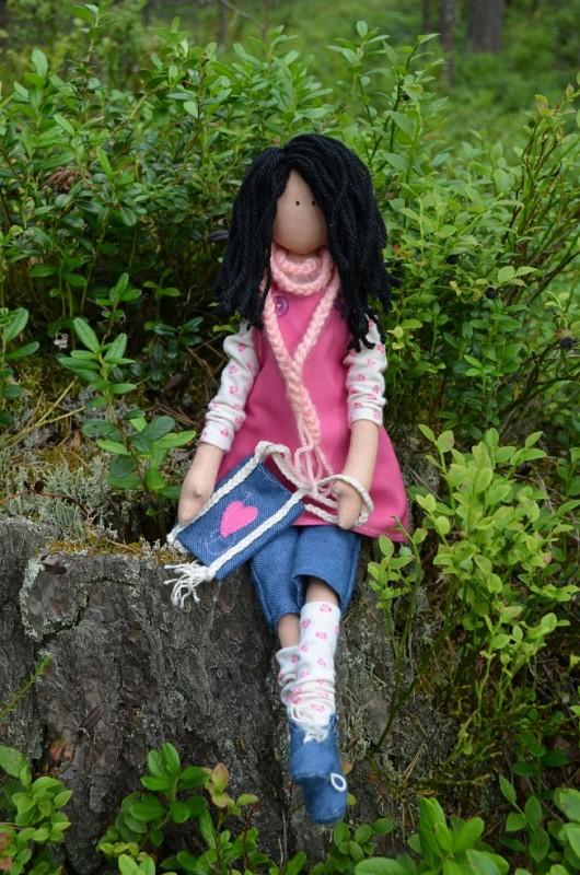 Кукла Кристина.