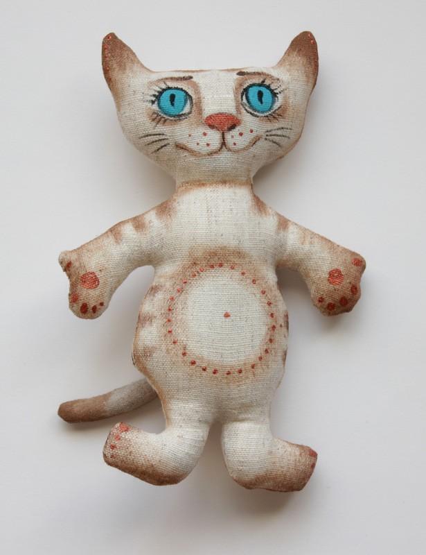 Игрушка Пряничный котик