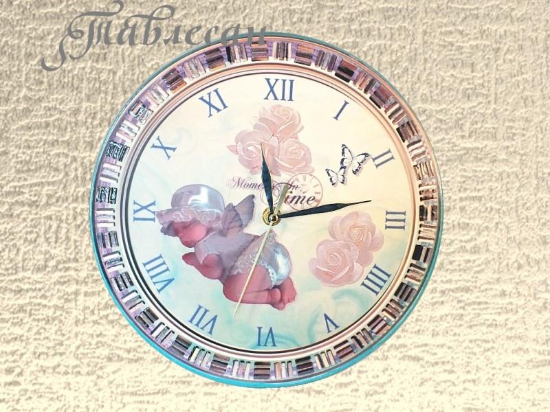 Настенные часы Мой ангелочек