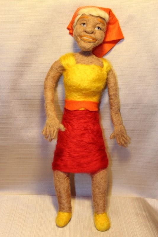Кукла Клава