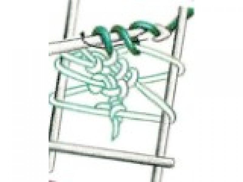 Вязание на вилке на заказ