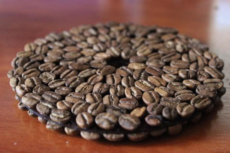 Кофейные подставки под кружку