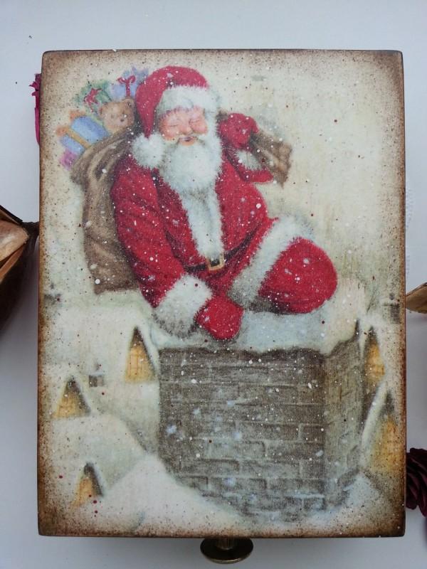 Короб Дед Мороз