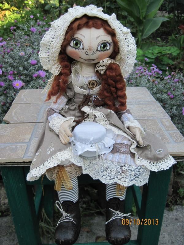 Кукла Марта (продана)