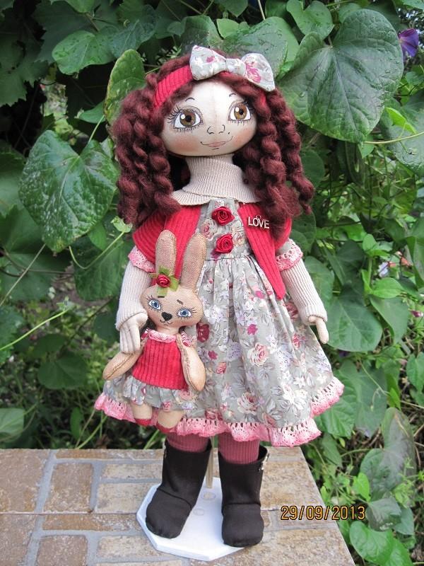Кукла Ульяна
