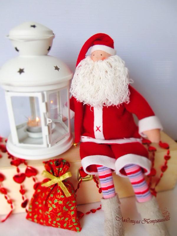 Санта Клаус - Тильда
