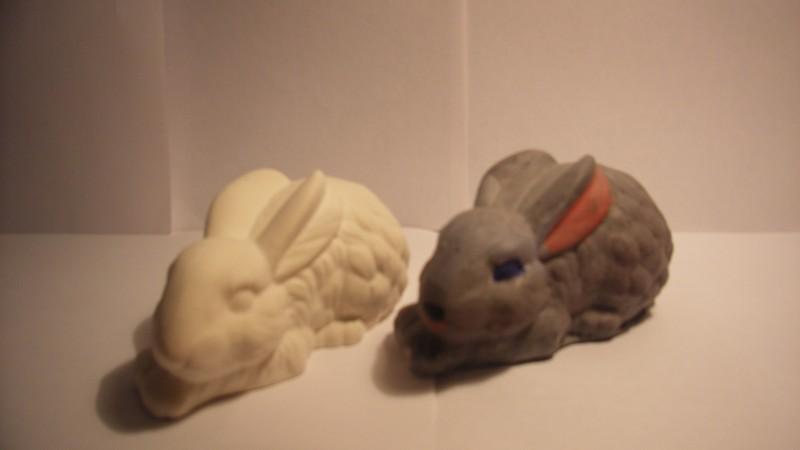 Гипсовая фигурка - раскраска Кролик
