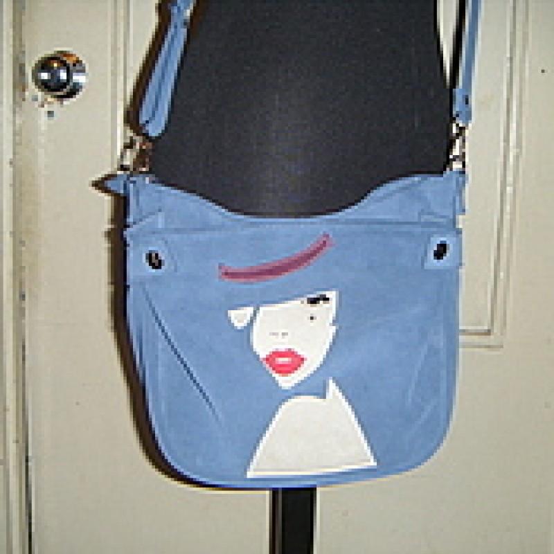 сумка женская Кабаре