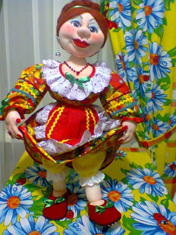 Кукла оберег своими руками сделать