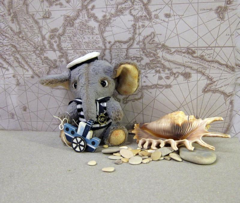 Слоненок Дима