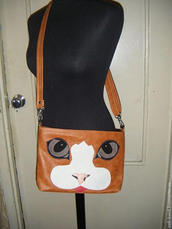 сумка Кот