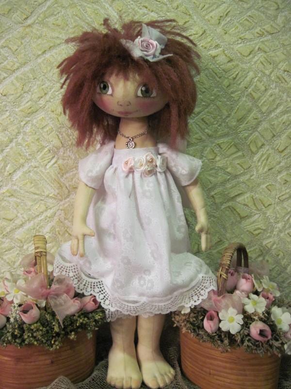 Кукла Лили, просто ангел