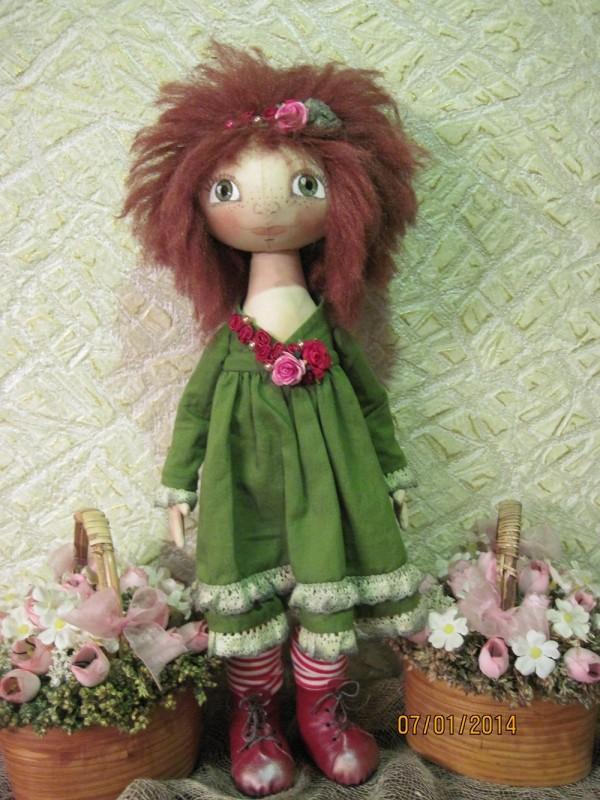 Кукла Ия