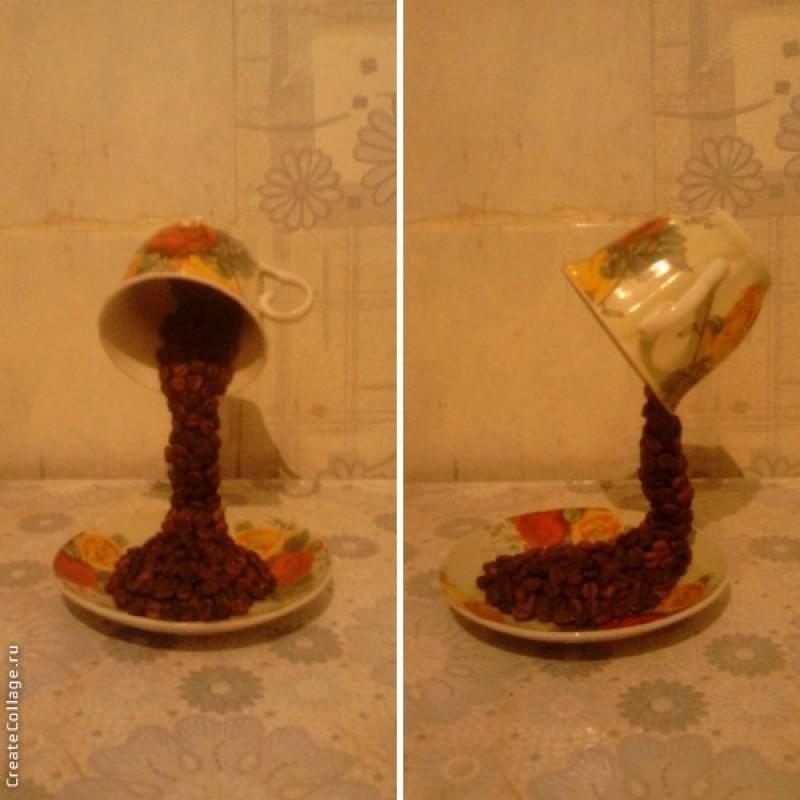 Чашка-проливашка