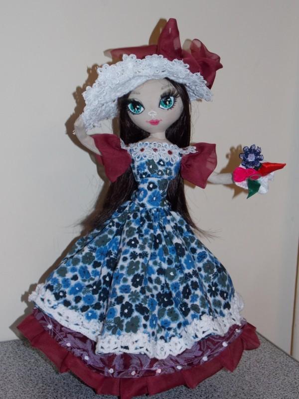 Куколка Карина