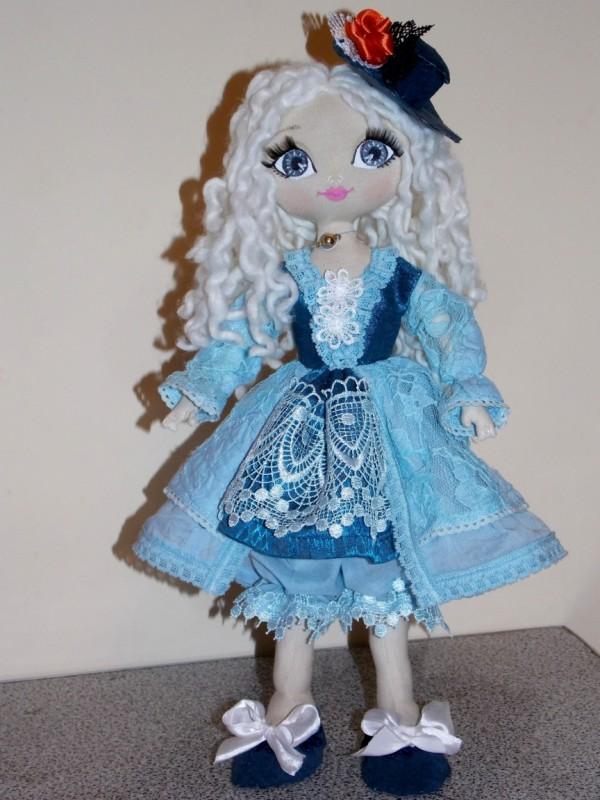 Куколка Английская принцесса