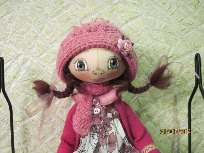 Кукла Тася