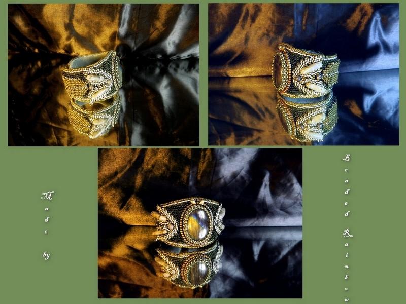 Браслет из коллекции Цветок папоротника