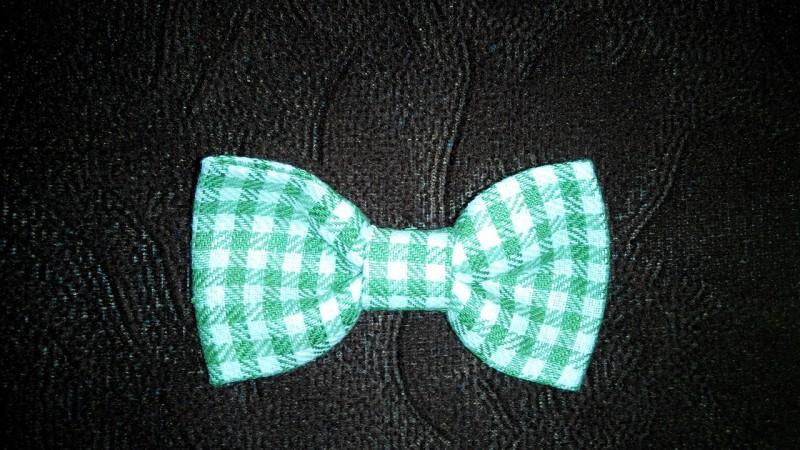 Бабочка-галстук на застежке-фибула