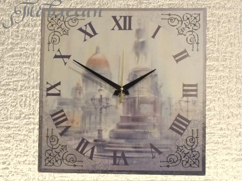 Часы настенные Призрачный Петербург