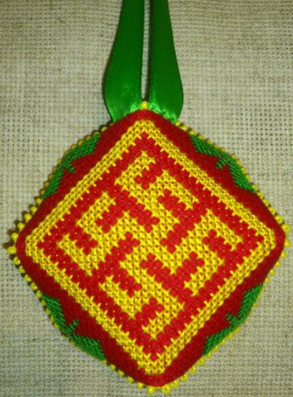 Кривулька бискорню Цветок папоротника