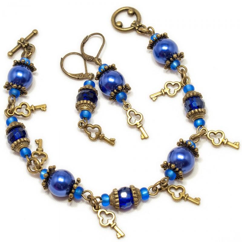 Голубой ключ