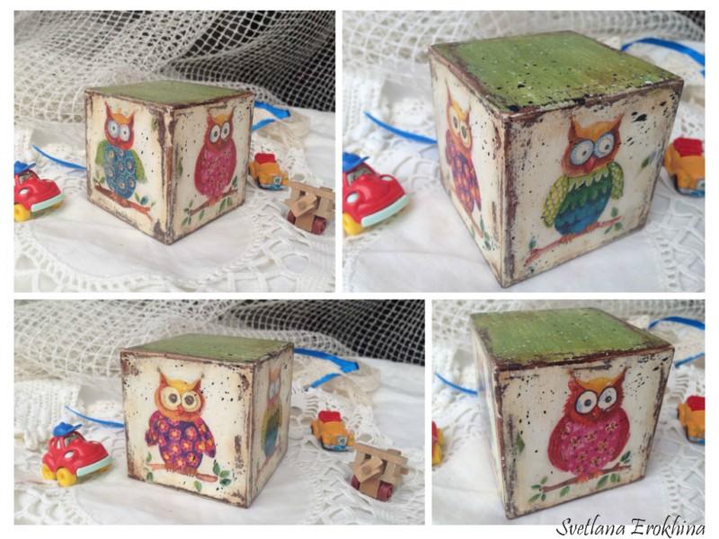 Кубик Совы