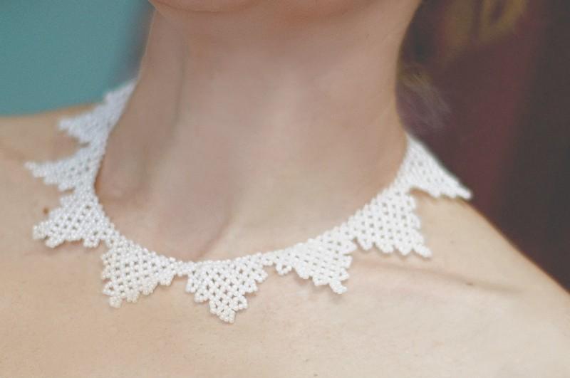 Ожерелье Волжанка