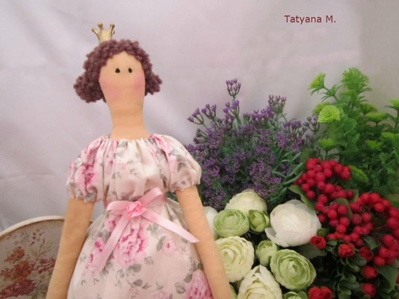 Тильда-Принцесса на горошине из сказочной коллекции Тони Финнангер 2013 г.