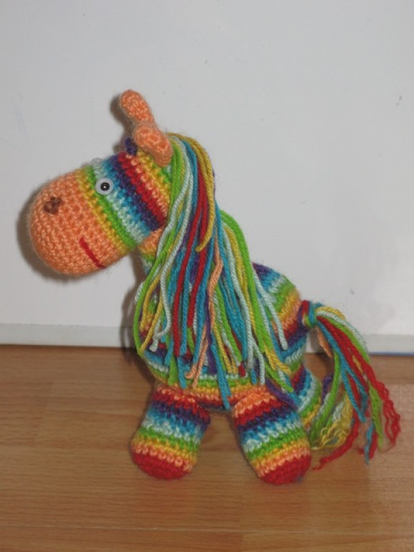 лошадка Радужка