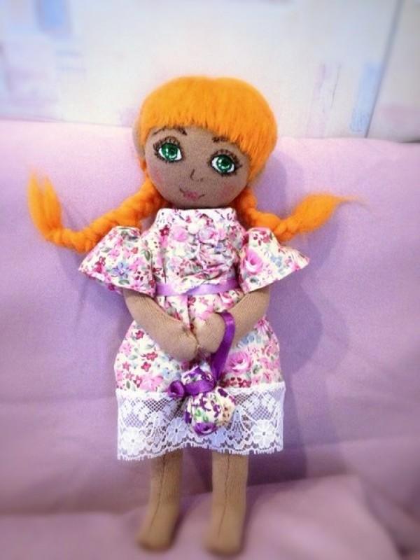 Кукла Анютка