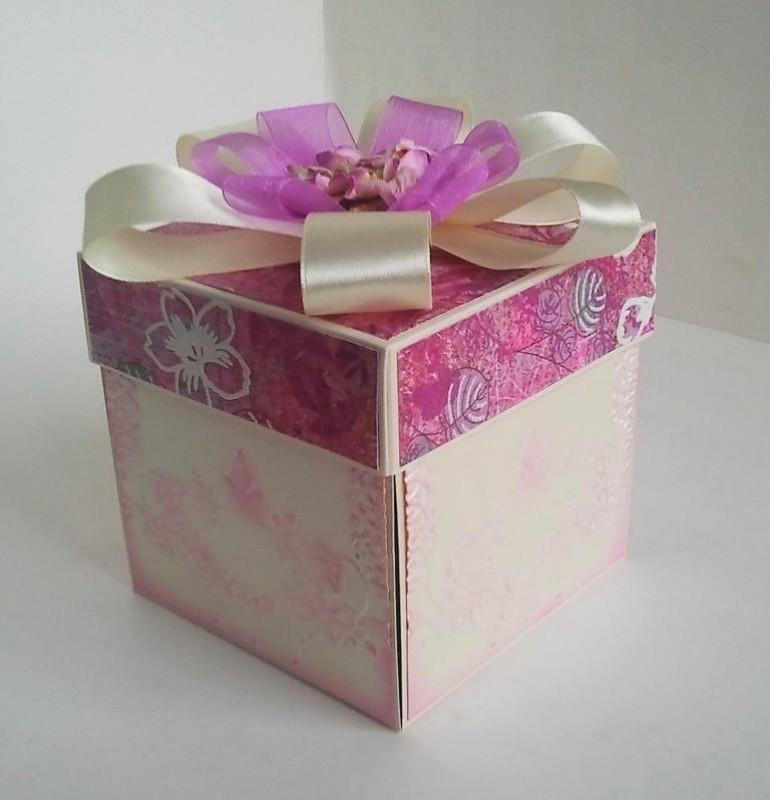 Коробочка Magic Box Свадебная