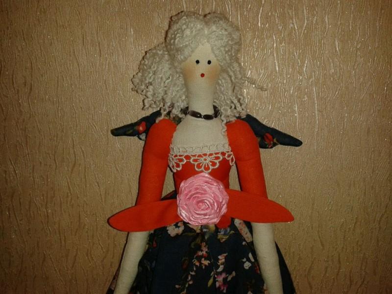 Цветочный Ангел Лаура (70)