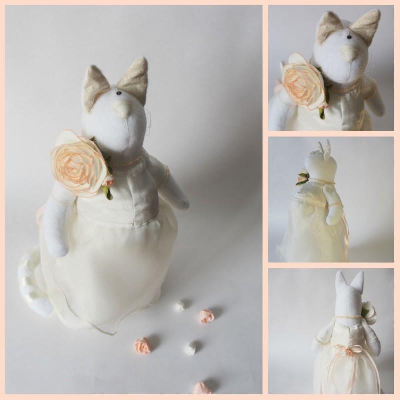 Кошка - невеста