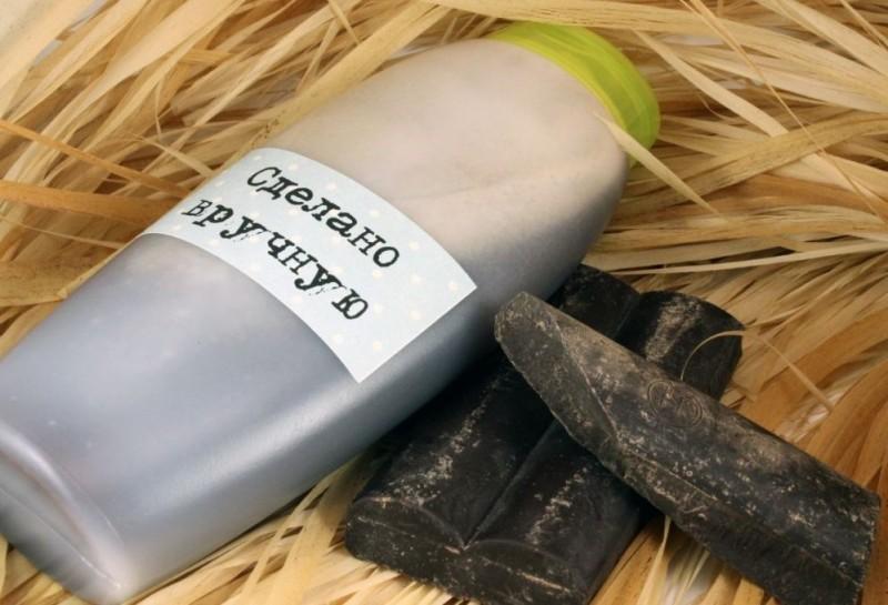 Шоколадный шампунь с нуля ШОКОладницас керамидами шерсти 250мл
