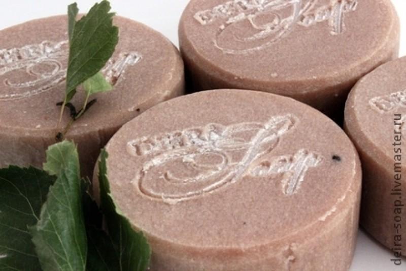 Шампуневое мыло СИЛА ТРАВ с ланолином