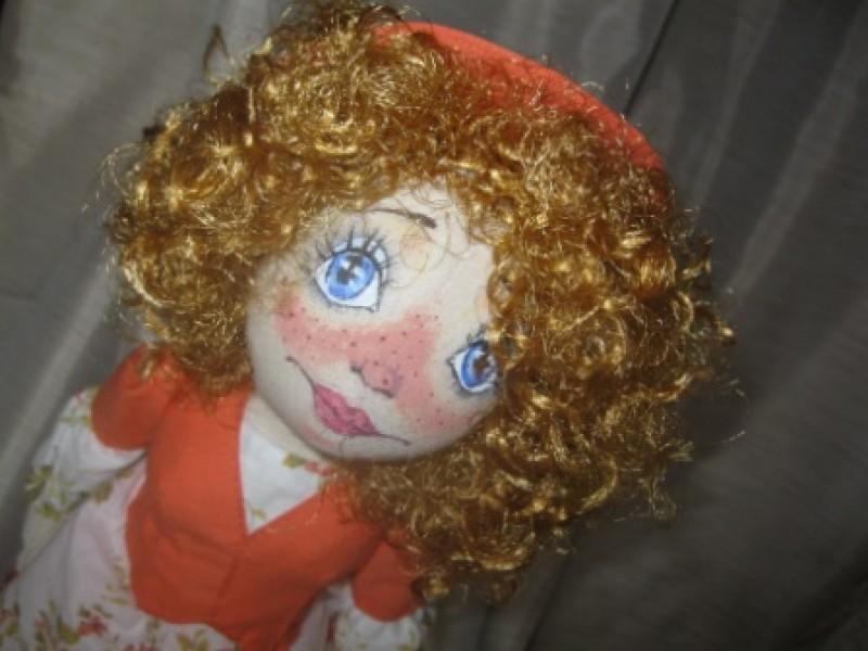 кукла мечтательница