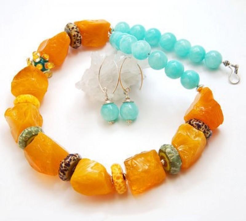 Комплект «Оранжевое настроение»