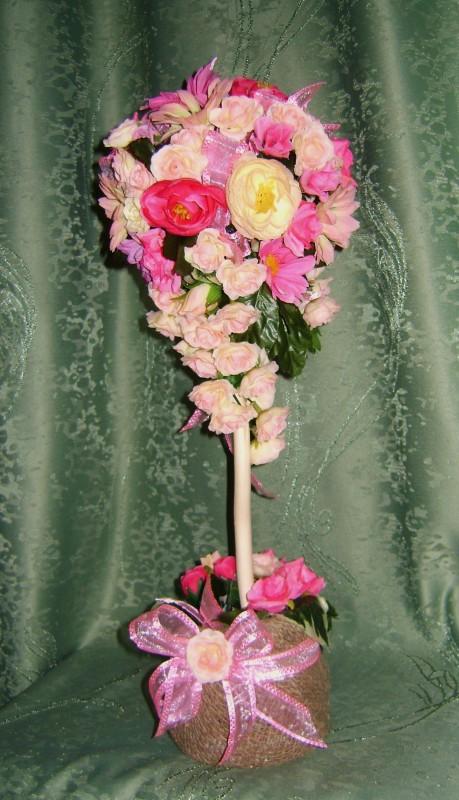Дерево счастья Розовые мечты