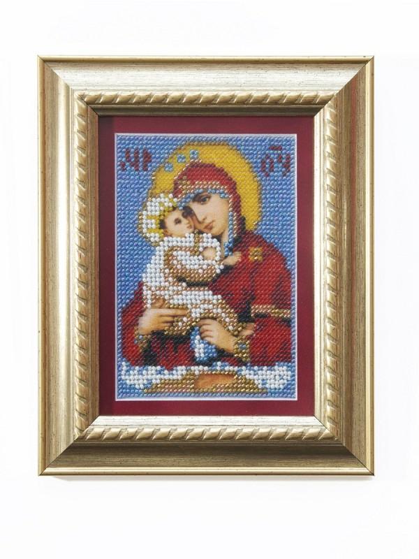 Икона Почаевской Божией Матери.