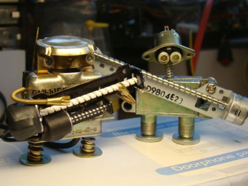 Роботы (Робобанда)