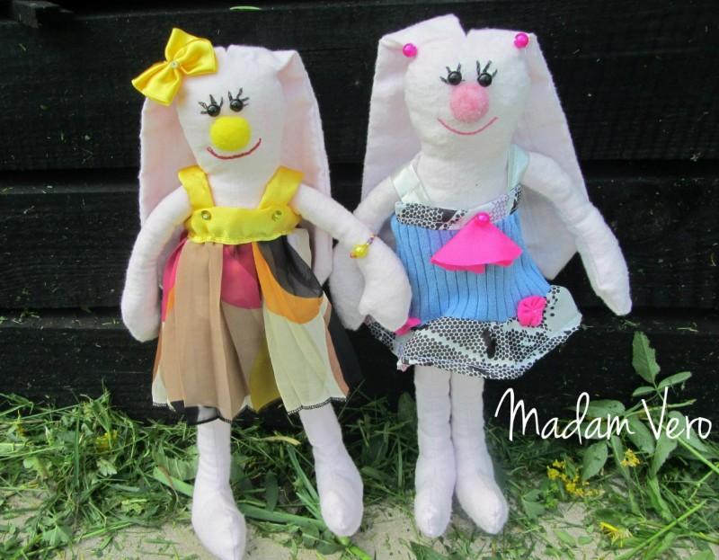 Заяц ушастик (девочка)