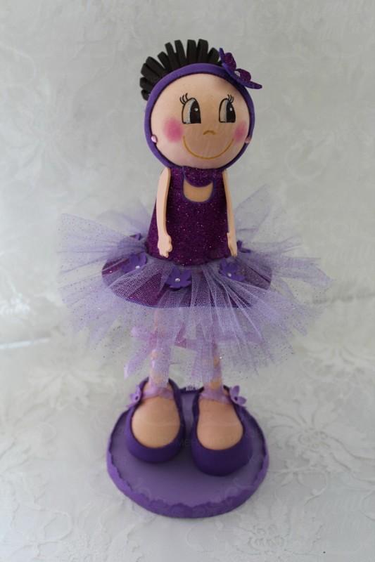 Интерьерная кукла Балерина