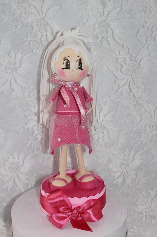 Интерьерная кукла Гламурная штучка