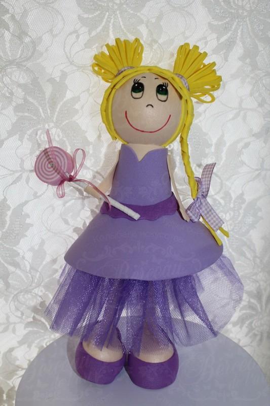 Интерьерная кукла Карамелька