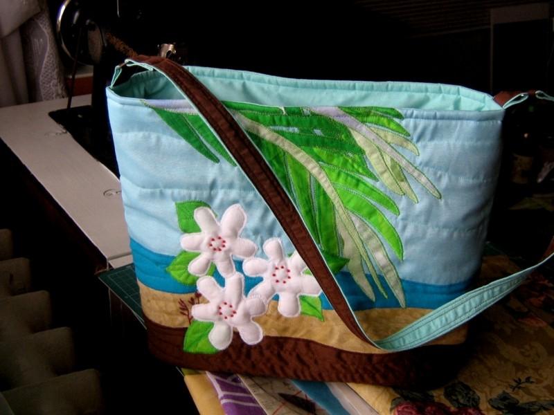 сумка Летний отдых