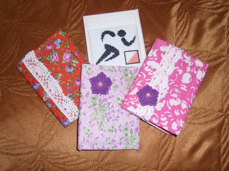 Блокноты ручной работы (сделаю на заказ)
