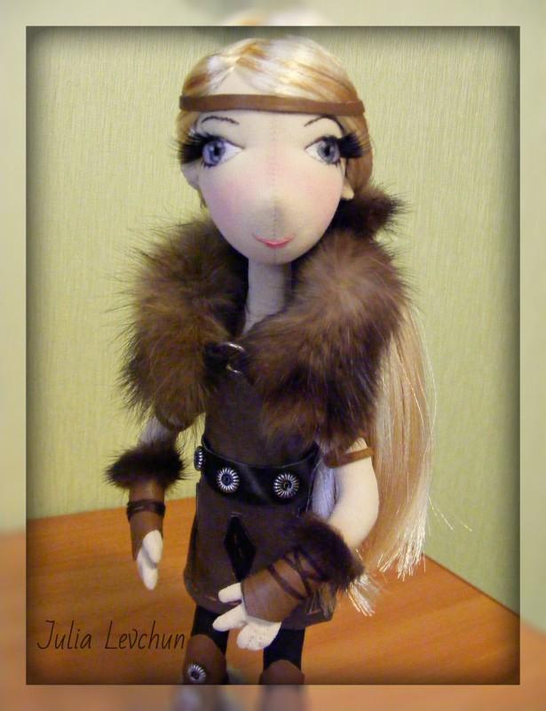 Аника-воин-викинг