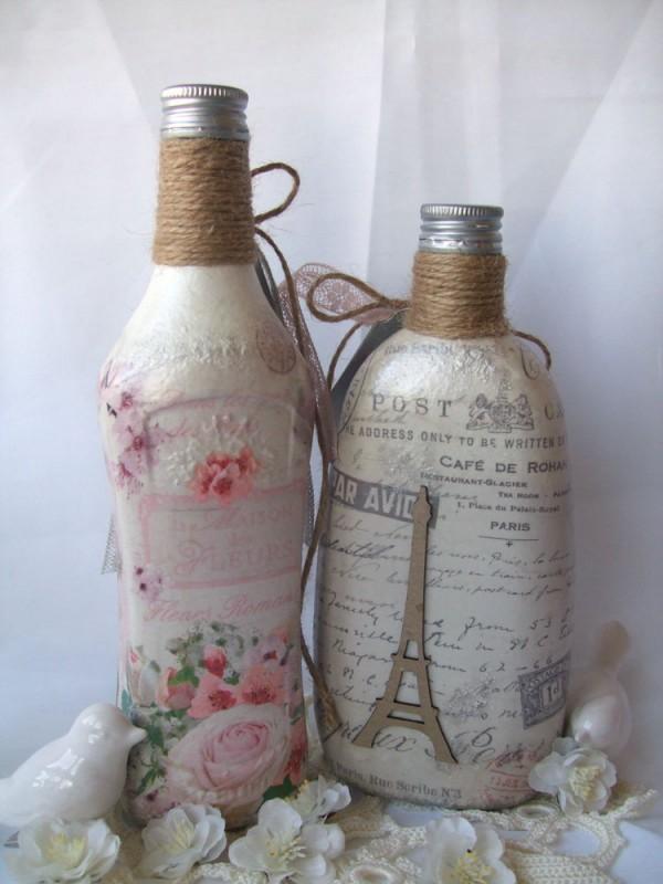 Бутылки Свадебное путешествиеНА ЗАКАЗ